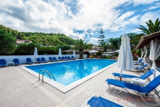alexaria apartments in lefkada with private pool