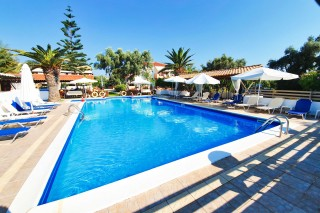 alexaria family apartments in lefkas